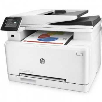 Multifunctional A4 HP laser color LaserJet Pro M277n