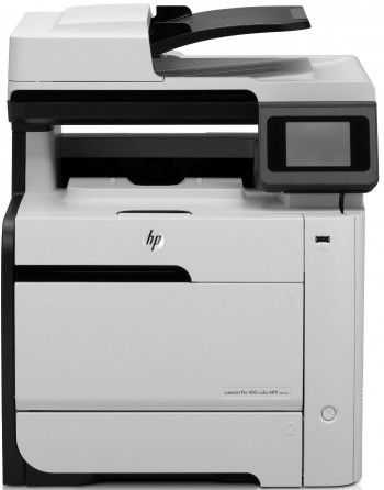 Multifunctional A4 HP Color LaserJet Pro MFP M476dn