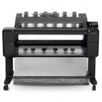 Imprimanta A0 HP Designjet T1500 36-in