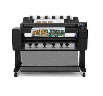 HP Designjet T2500 36-in eMFP Printer A0