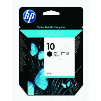 Cartus Original HP Ink No.10 Black (C4844AE)