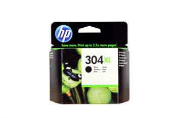 Cartus de cerneala HP No. 304 XL Black (N9K08AE)