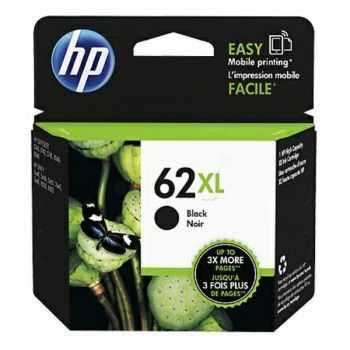 HP Ink No.62XL Black (C2P05AE#UUS)