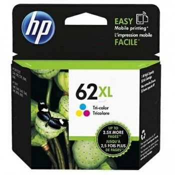 HP Ink No.62XL Color (C2P07AE#UUS)