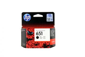 Cartus HP Ink No.651 Black (C2P10AE)