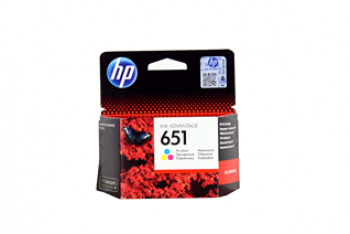 Cartus HP Ink No.651 Color (C2P11AE)