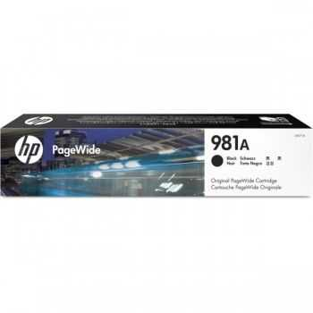 Cartus de cerneala HP Nr. 981A Black (J3M71A)