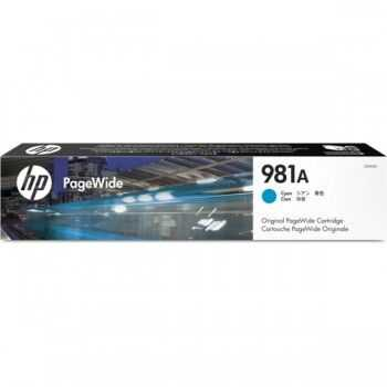Cartus de cerneala HP Nr. 981A Cyan (J3M68A)