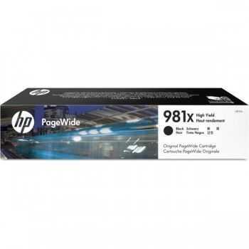 Cartus de cerneala HP Nr. 981X Black (L0R12A)