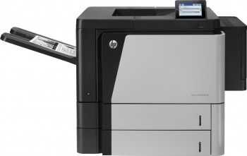HP LaserJet Enterprise M806dn Printer,  Mono LaserJet Enterprise