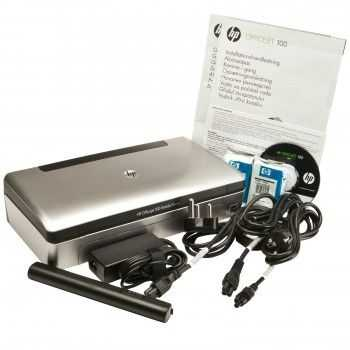 HP Officejet 100 Mobile printer L411a