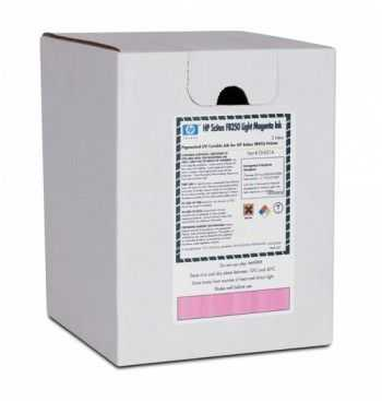 HP UV Ink Light Magenta (CH221A)
