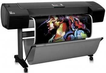 Imprimanta 44'' HP Designjet Z2100