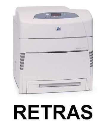 Imprimanta A3 HP Color LaserJet 5550