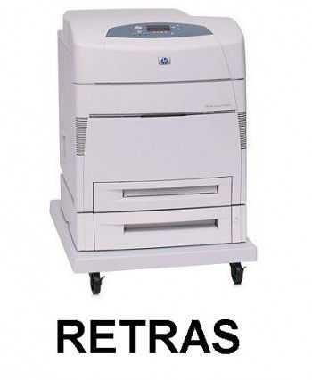 Imprimanta A3 HP Color LaserJet 5550dtn