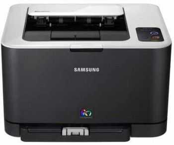 Imprimanta color Samsung CLP 325W