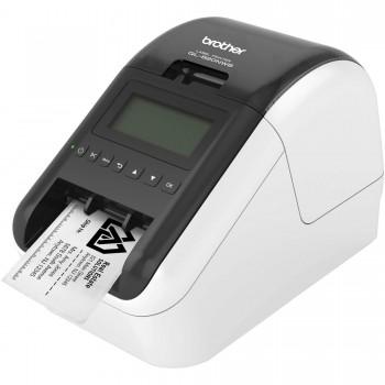 Imprimantă de Etichete Brother QL-820NWB