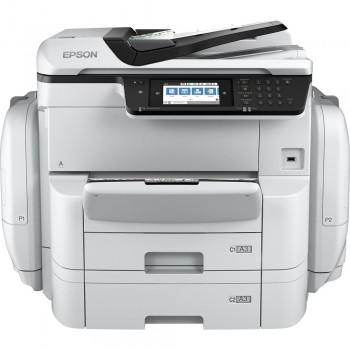 Multifunctional Epson WorkForce Pro WF-C869RDTWFC