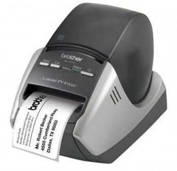 Imprimanta etichete direct termică QL570