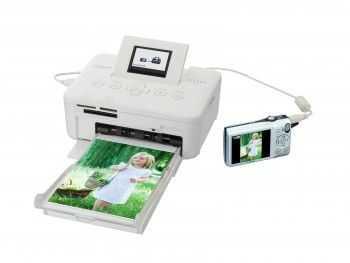 Imprimanta foto Canon Selphy CP800 white