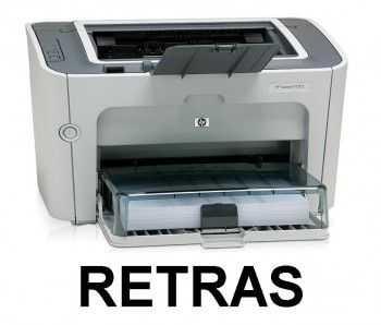 Imprimantă HP LaserJet P1505