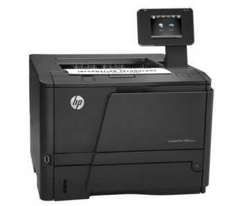 Imprimantă HP LaserJet Pro400 M401DW