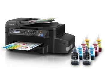 Imprimanta inkjet A4 Epson L655