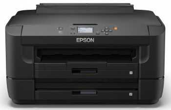 Imprimanta inkjet color Epson Workforce WF-7110DTW
