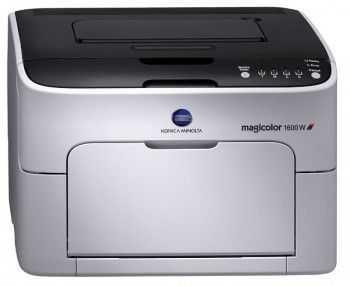 Imprimanta Konica Minolta magicolor 1600W