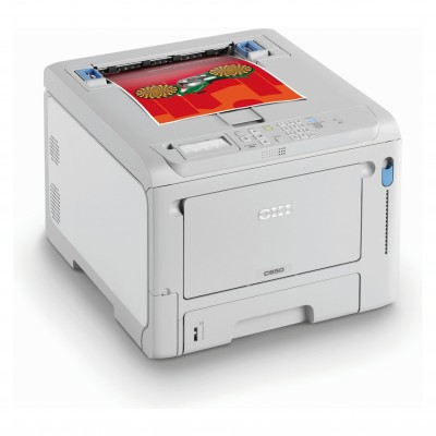 Imprimanta laser A4 color OKI C650dn