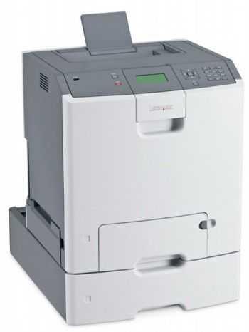 Imprimanta laser color Lexmark C734dtn
