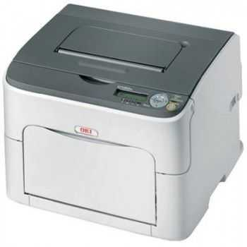 Imprimanta laser color Oki C110n