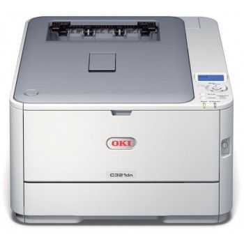 Imprimanta laser color OKI C321dn