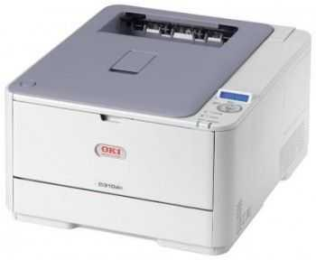 Imprimanta laser color Oki C510dn