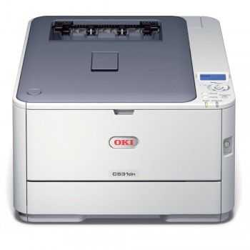Imprimanta laser color OKI C531dn