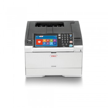 Imprimanta Laser Color Oki C542dn
