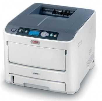 Imprimanta laser color Oki C610n