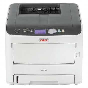 Imprimanta Laser Color OKI C612dn