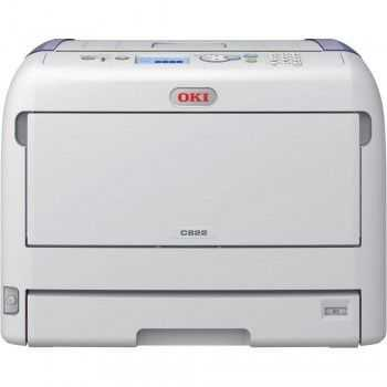 Imprimanta laser color OKI C822dn