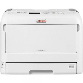 Imprimanta Laser Color Oki C823n