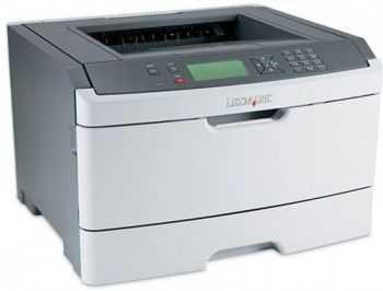 Imprimanta laser Lexmark E460DN