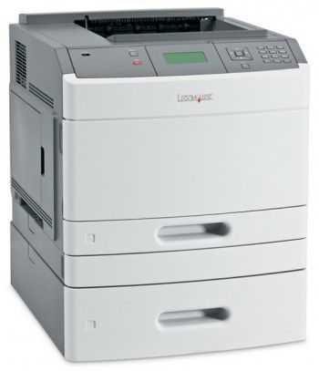 Imprimanta laser Lexmark T650dtn