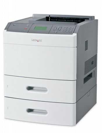 Imprimanta laser Lexmark T652dtn