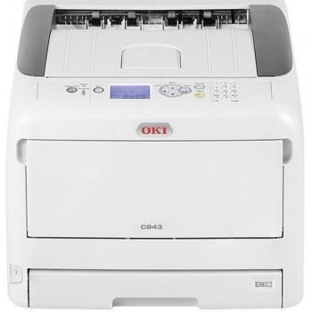 Imprimanta Oki C843dn