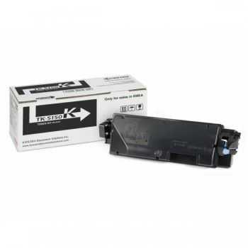 Toner Kyocera TK-5150K Black 12.000 Pagini (1T02NS0NL0)