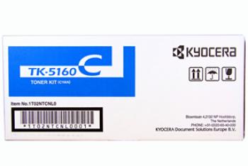 Toner Kyocera TK-5160 Cyan 12.000 Pagini  (1T02NTCNL0)