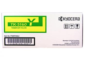 Toner Kyocera TK-5160 Yellow 12.000 Pagini  (1T02NTANL0)