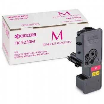 Toner Kyocera TK-5230 Magenta (1T02R9BNL0)