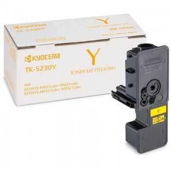 Toner Kyocera TK-5230 Yellow (1T02R9ANL0)