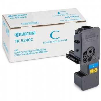Kyocera Cartridge TK-5240 Cyan (1T02R7CNL0)